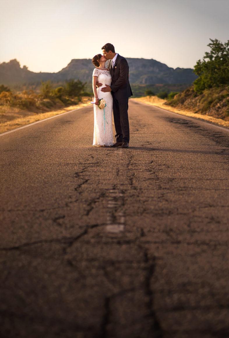 Proposal photographer in Sardinia