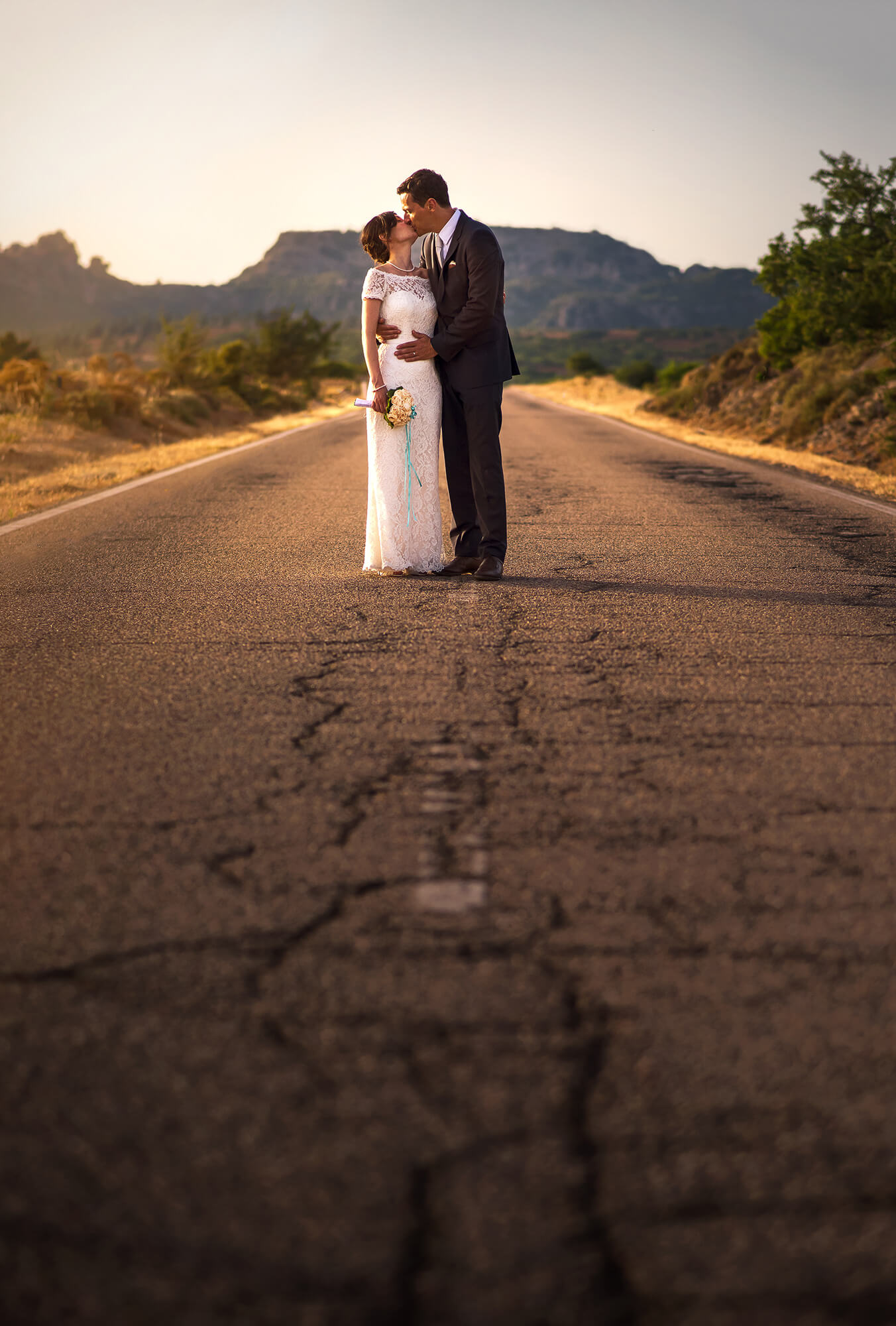 Proposal photographer in Sardinia