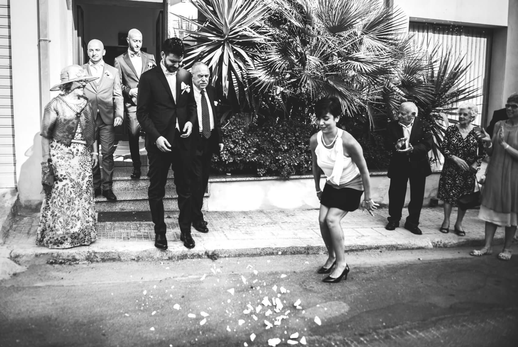 Rito tradizionale. Fotografo di matrimonio a Pattada, Sassari