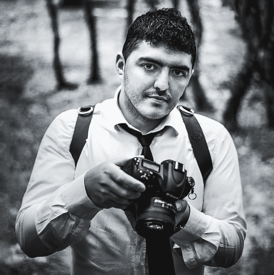 Beniamino Lai, fotografo professionista di matrimonio con base in Sardegna.