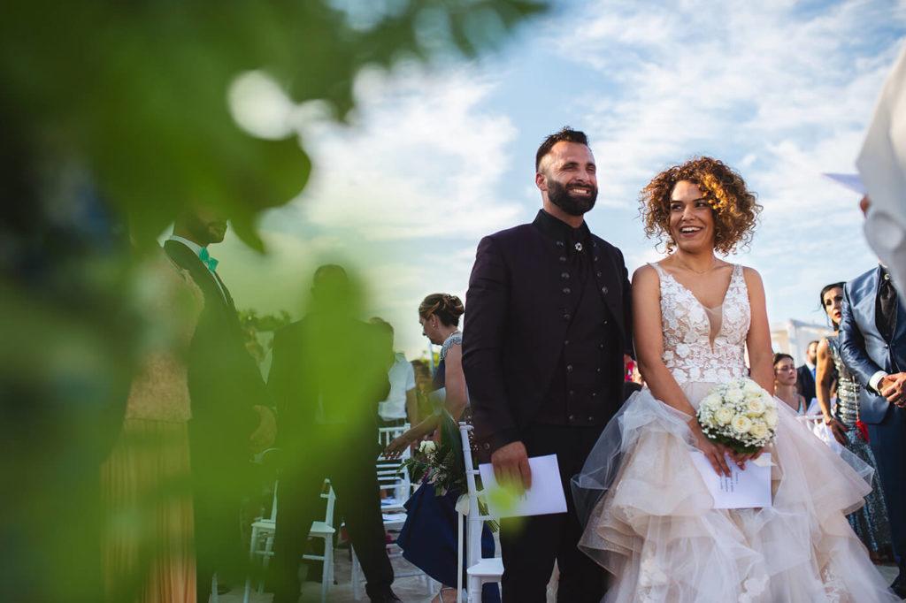 Matrimonio in Spiaggia, Costa Rei - Valeria & Giorgio