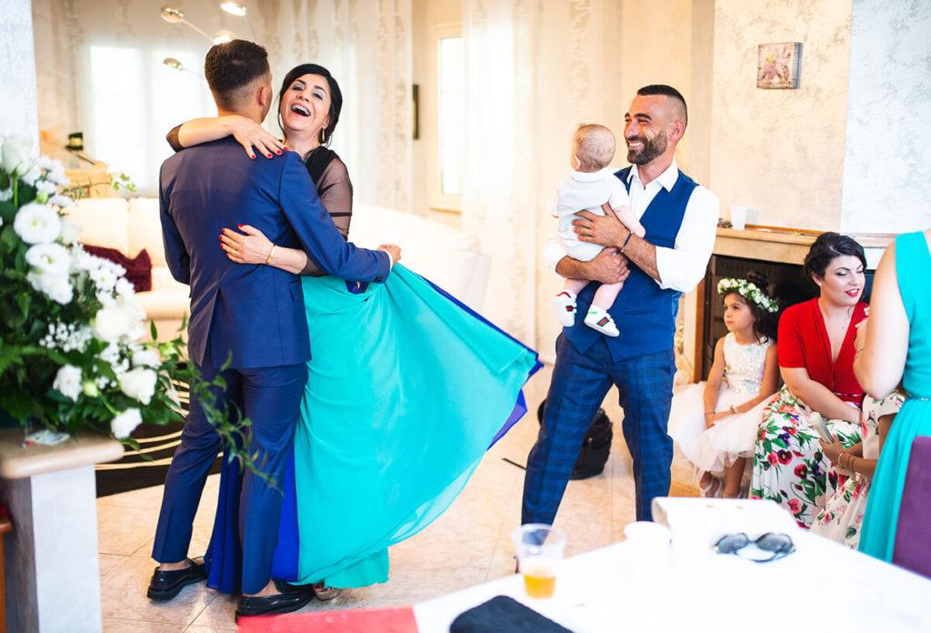 Servizio fotografico di Matrimonio in Spiaggia a Costa Rei, Sardegna
